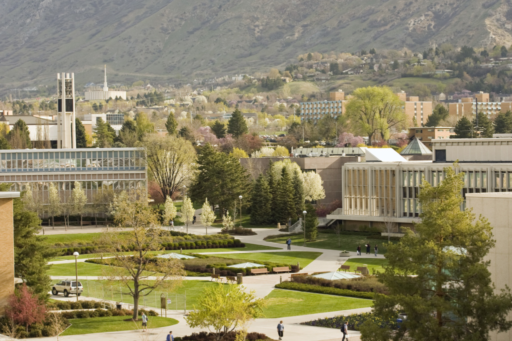 This image has an empty alt attribute; its file name is byu_campus_north-1024x683.jpg