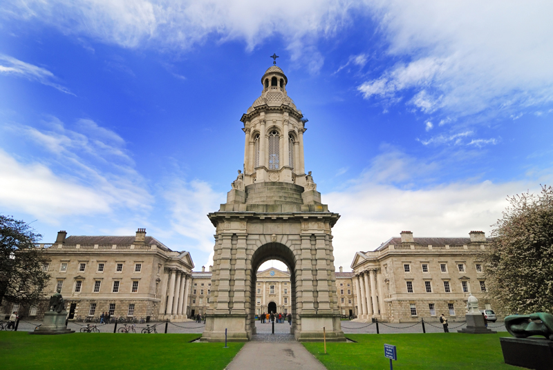 This image has an empty alt attribute; its file name is trinitycollegedublin.jpg
