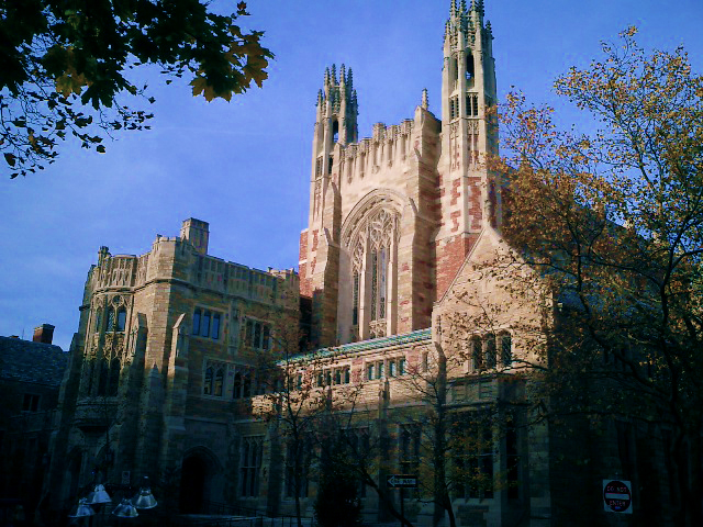 This image has an empty alt attribute; its file name is yale_law_school_in_the_sterling_law_building.jpg